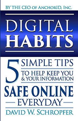 New Book Released Today With Simple Tips for Everyday Online Security