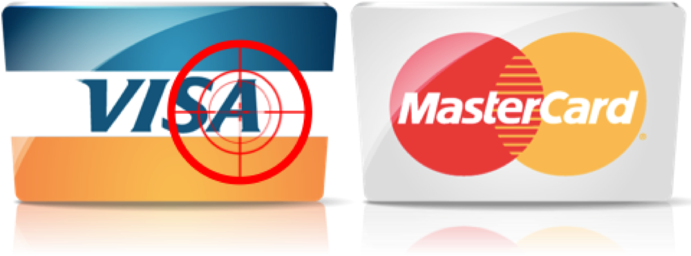 Security Flaw Found in Visa (But NotMasterCard)